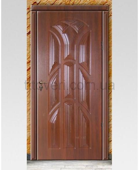 арочные металлические двери в сергиев посаде